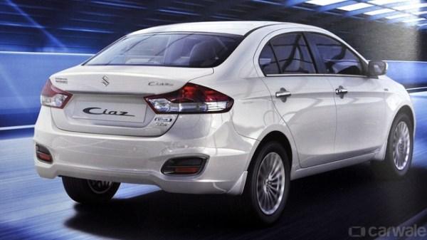Ciaz Hybrid
