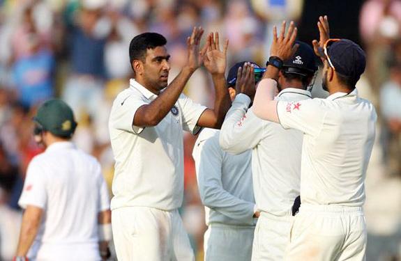 nagpur test match