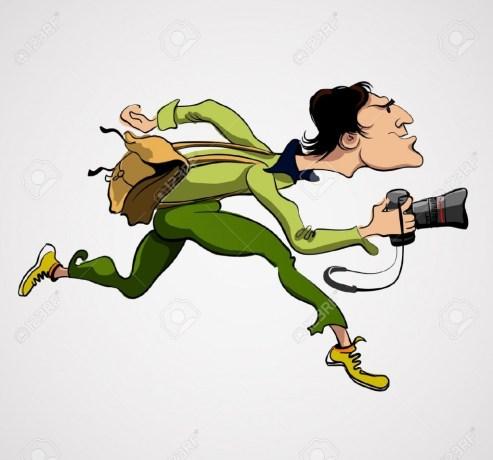Journalist-Reporter