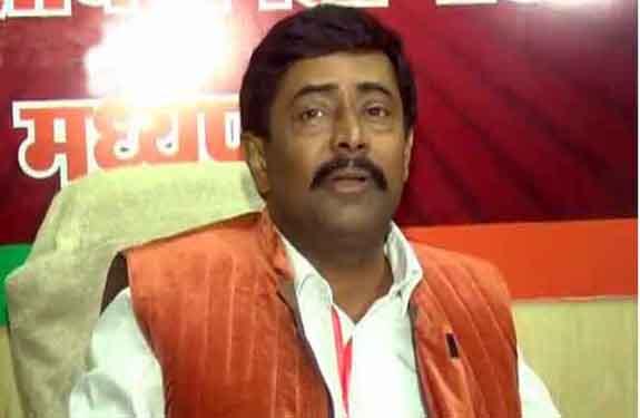 State Education Minister of MP Govt. Mr. Deepak Joshi
