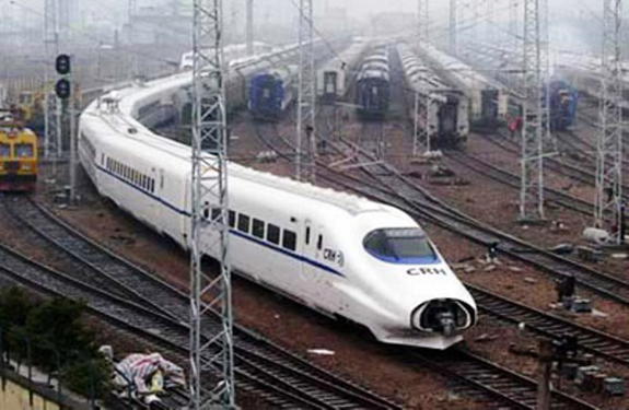 First Bullet-Train in india