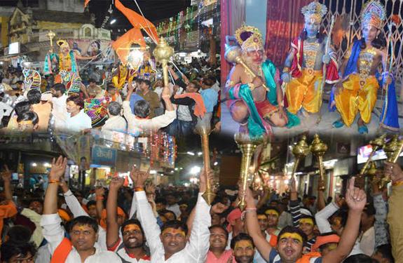 Damoh, Madhya Pradesh Shree Ram Bhakt Hanuman