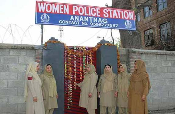 All-women police station starts functioning in Anantnag