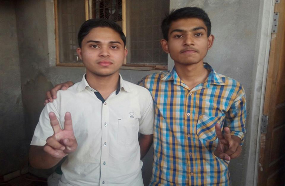 MPBSE 12th Result 2016 stat topper mayank jain and ashutosh