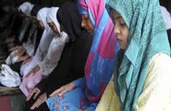 DEmo-Pic muslim women
