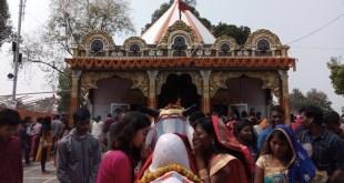 Maha Sivaratri celebrated in Tezpur - Asia Biggest Shiva Lingam