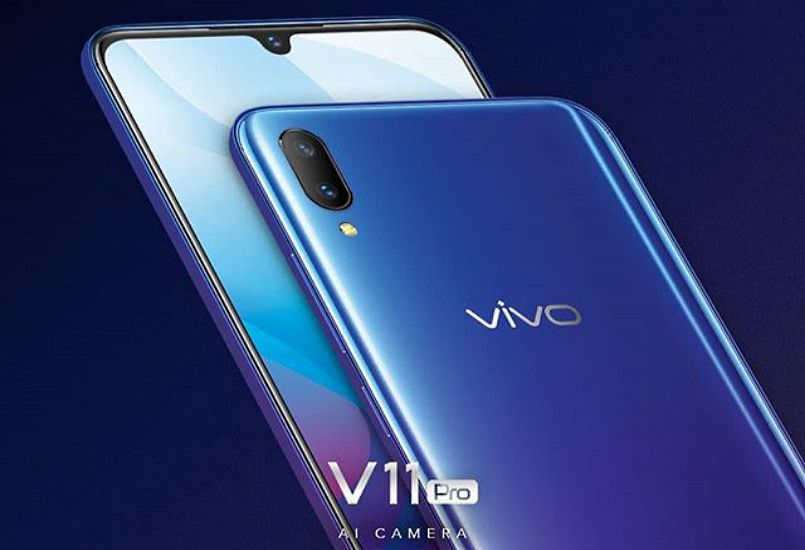 Launch VIVO V11 Pro is going to be in India only at such a price