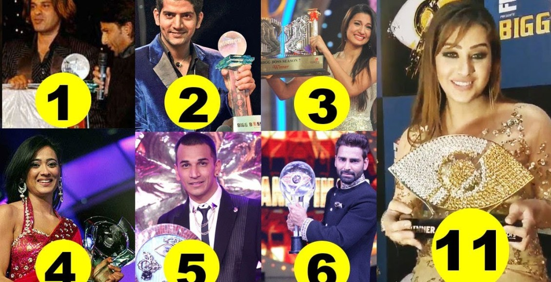 Which Big Boss winners have received the lowest rupees, know all about