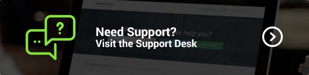 The Kleaner WordPress Theme Support