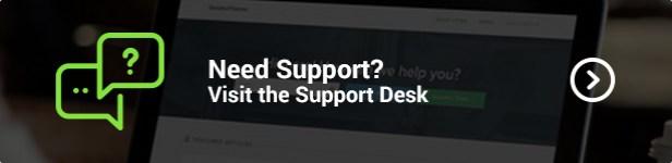 Visit the QreativeThemes Support Desk