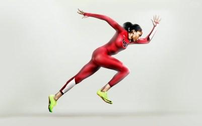 sprint vitesse force explosivité
