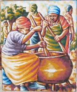 Традиционные напитки африканских народов