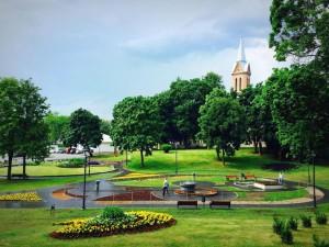 Город-курорт Бирштонас