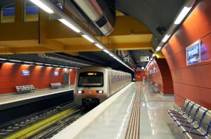 Афинское метро