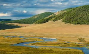Монголия – нетронутый мир природы