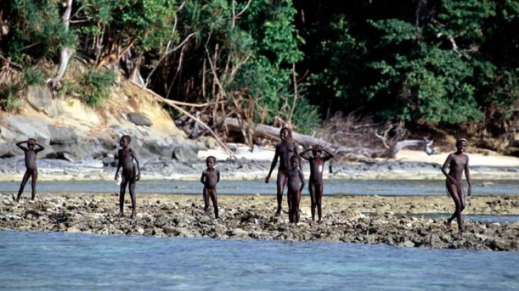 Jarawa, Andaman island.