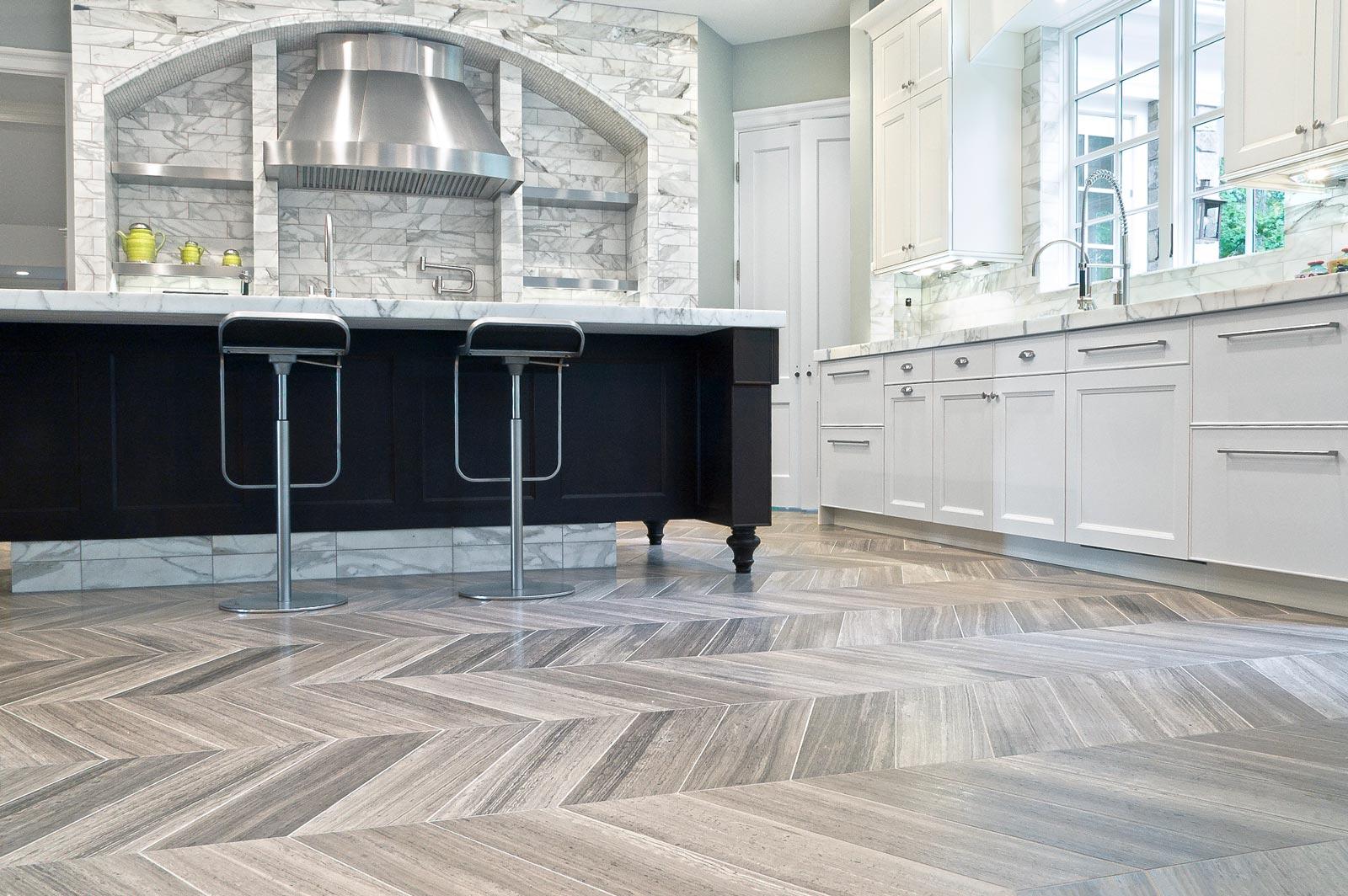 Kitchen With Tile Amp Ceramic Floors