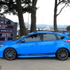 Ford Focus side stripes by TFB Designs