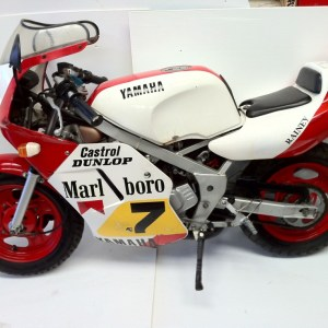 Marlboro Graphics Kit – 1987-1992 Yamaha YSR50 YSR 50