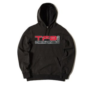 TFB Designs 3D Logo Hooded Sweatshirt – Pull Over Hoody