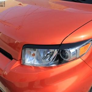 Headlight Eyelids fits 2008 – 2016 Scion XB