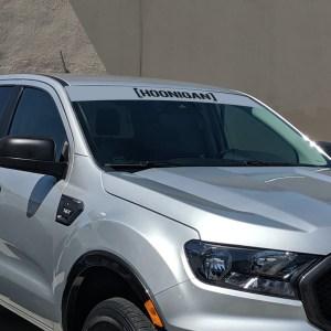 Ford Ranger Windshield Banner – fits 2019-2020 Ford Ranger