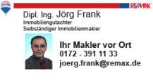 REMAX Jörg Fank Ihr Makler vor Ort