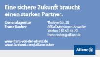 Allianz Franz Rauber