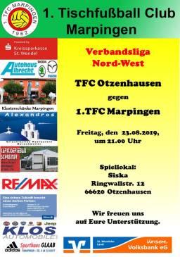 VL NW: TFC Otzenhausen - 1.TFC Marpingen @ Siska