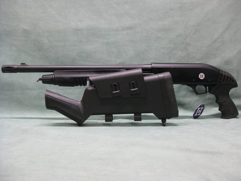 Hunt Group XP8 fixed stock combo