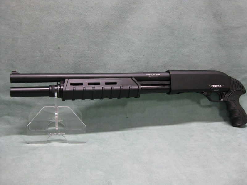 Canuck enforcer Shotgun Canada