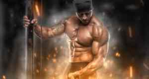 How to build big arms