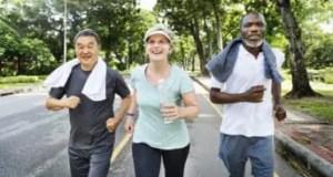 Senior Citizen workout