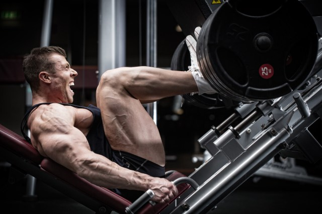 How to build bigger leg muscles