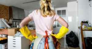 best house activities to burn fat