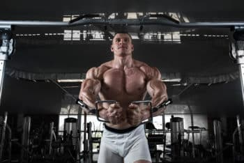 German Volume Training Gym Workout