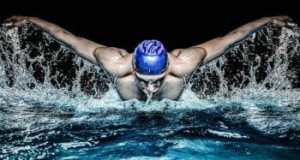 Swimming to Burn body Fat