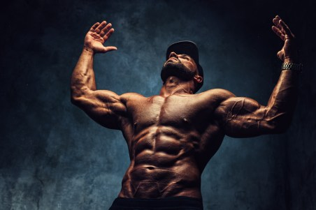 one of the top 8 men bodybuilders of all time