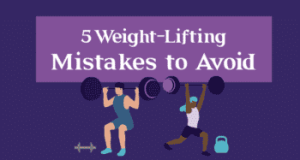 5 weight-lifting mistakes to avoid