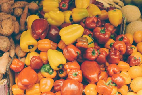 bell peppers foods ideal for bodybuilding