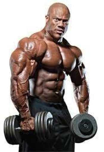 Phil Heath Carries the Weight