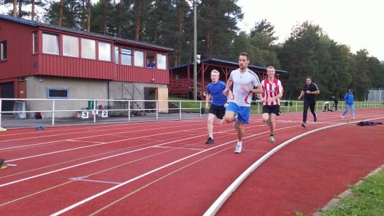 f.v.: Dan Rise, Petter Berntsen, xxxxxxx og Arild Haugland