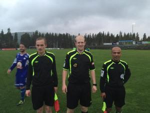 Ole Johnny Løfald - Dommertrio Alvdal Buvik