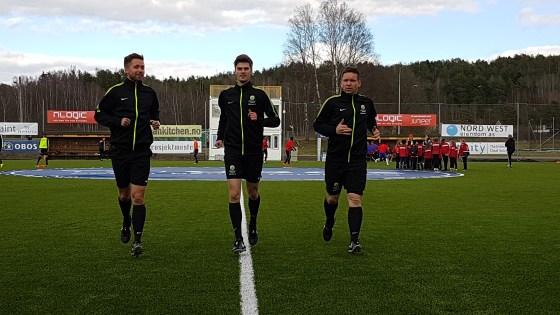 Mads Følstad Skarsem, Erik Hegstad, Rune Kjørstad