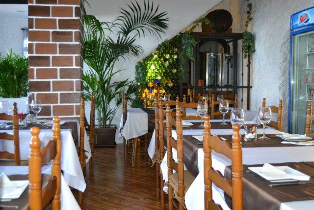 Restaurante Mirador de San Pedro en Tenerife