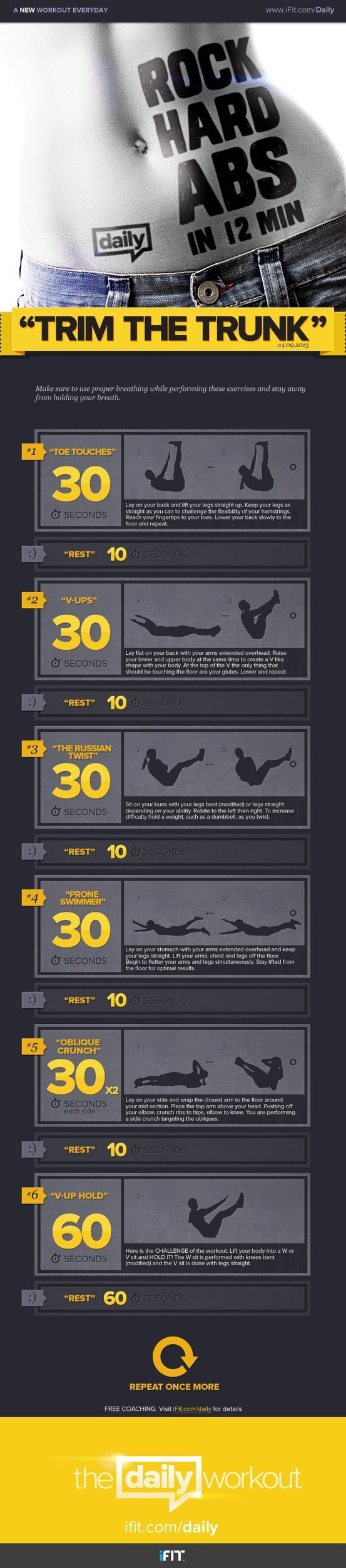 How to Get Rock Hard Abs