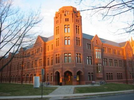 Yale_Environmental_Science_Center