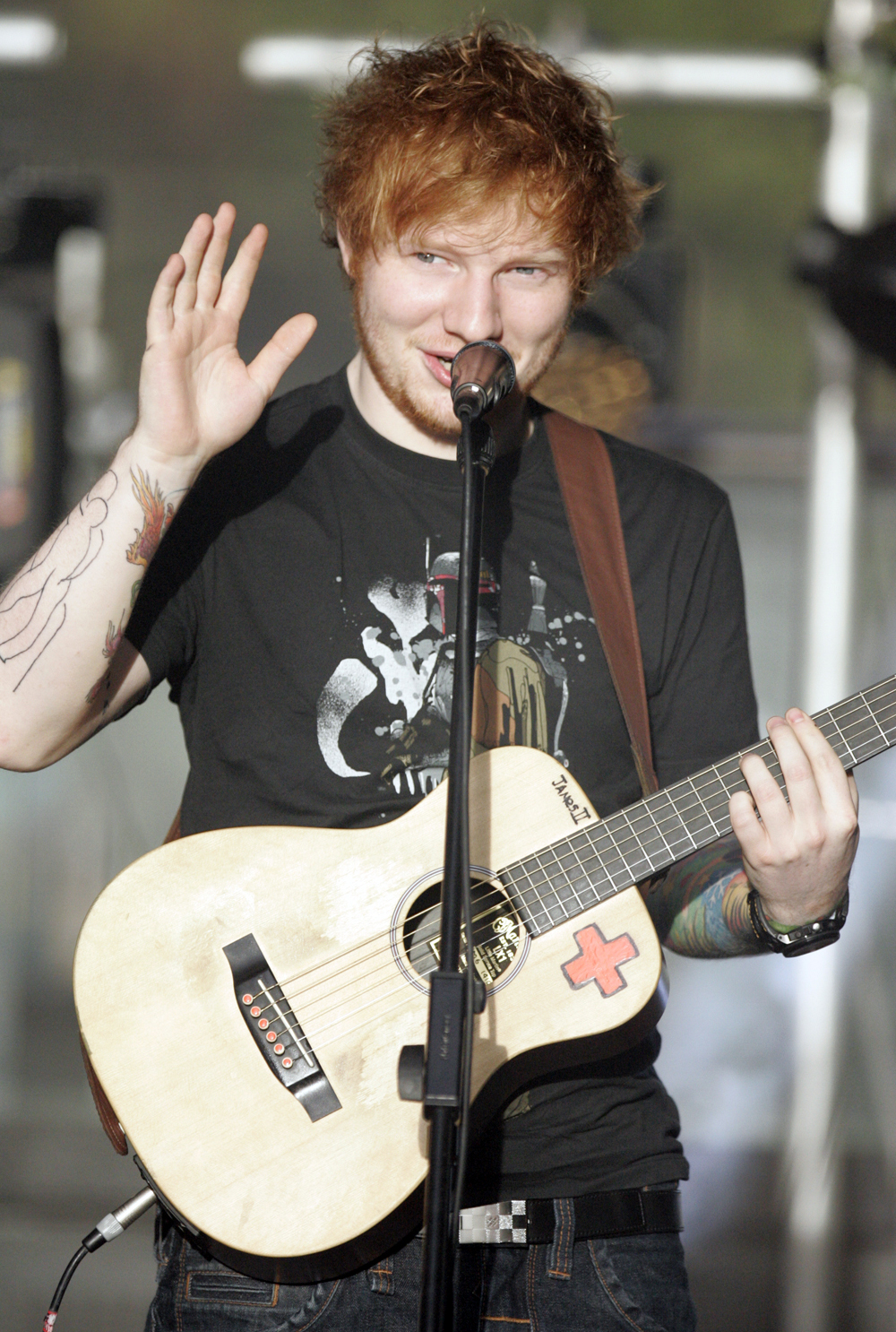 6 Facts about Ed Sheeran | TFE Times