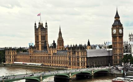 London Westminster Palace