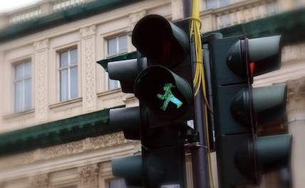 Berlin Stoplights